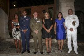 palma cena familia real y autoridades foto Eugenia Planas
