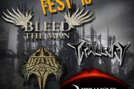 Mallorca Headbanger's Fest 2013 en Sa Factoria