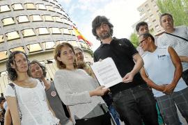 Colau pide al PSOE que no se apropie del recurso a la ley antidesahucios