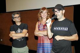 Toni Nievas se ríe «de la crisis» en la comedia 'Como todas las mañanas'