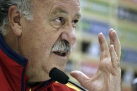 Del Bosque introduce siete novedades para el amistoso en Ecuador