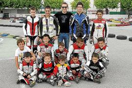 Lorenzo prueba en Brno el nuevo cambio 'seamless'