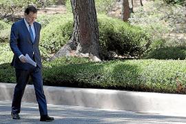 Rajoy no aclara si mejorará la financiación de Balears y dice que alguien deberá «ceder»