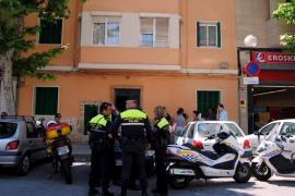 Desalojan siete viviendas de un edificio en Palma por «graves deficiencias estructurales»