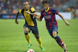 Al Barça se le acaba haciendo larga la gira asiática (1-3)