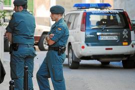 Cinco detenidos por entrar a robar en unas bodegas de Binissalem y beberse el vino