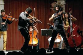 La música toma el mando en el Festival de Pollença con Ara Malikian