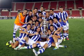 El Recreativo de Huelva gana el trofeu Ciutat de Palma