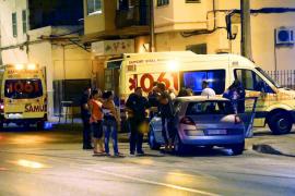 Dos apuñalados durante una pelea entre clanes gitanos en es Coll d'en Rabassa