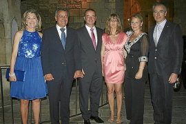 Cena anual en el Palau de l'Almudaina