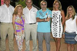 Joan Pau Reus, María de los Ángeles Cortés, Gabriel Vallejo, José Luis Miró, Belén Soto y Tania Dimitrova.