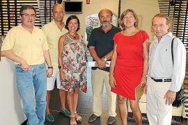 Muestra colectiva en el restaurante Golf Son Quint