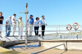 Abaqua destina 500.000 euros para la remodelación de la depuradora local