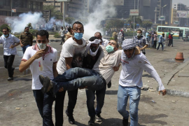 Decretado el estado de emergencia en Egipto