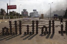 Disturbios en Egipto