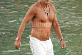 """""""The Boss"""" surca Mallorca"""