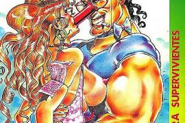 Blutch y El Tomi ensalzan el cartel del renovado Còmic Nostrum