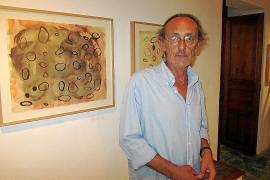 Jaume Pinya evidencia su amor por la Serra con 'Laberint de Pelegrins'