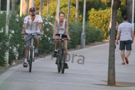 Leonardo DiCaprio pasea su amor por Mallorca