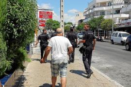 La policía investiga una presunta agresión homófoba a un hombre en un bar de Gomila