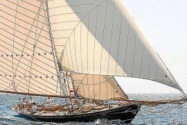 Los clásicos de la vela toman la Bahía de Palma