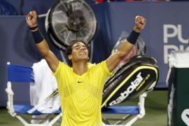 Nadal venció a Federer y se enfrentará a Berdych en semifinales