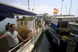 Los pescadores cifran en 1,5 millones sus pérdidas por el conflicto con Gibraltar