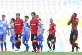El Sabadell desintegra al Mallorca