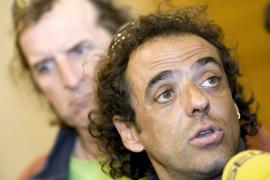 """Pauner dice que hay mucha gente """"que le tenía ganas"""" a Oiarzábal y Calafat"""