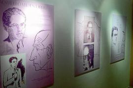 Selva recuerda a Rosselló-Pòrcel, Espriu y Villangómez recitando sus versos
