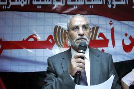 Las fuerzas de seguridad egipcias detienen  al máximo líder de Hermanos Musulmanes en El Cairo