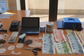 La Policía detiene a los encargados de un club de alterne de Palma por tráfico de drogas