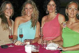 Fiesta Kamalini en el Club de Mar.