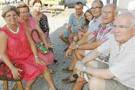 Solidaridad en las bodegas Can Vidalet.