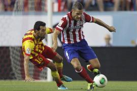 Neymar rescata al Barça contra un Atlético notable (1-1)