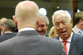 Margallo: «Cuando recuperemos la confianza con Gibraltar reduciremos los controles»