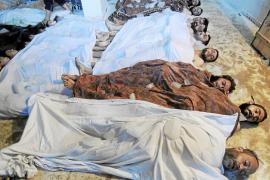 La oposición siria denuncia una masacre del régimen de Al Asad con armas químicas