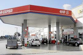 Cuatro de las diez gasolineras más caras de toda España están en Balears