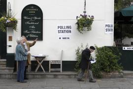Los conservadores ganan en el Reino Unido aunque sin mayoría absoluta
