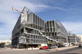 MÉS propone desmontar la estructura del Palau de Congressos