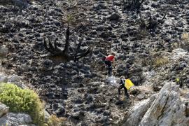 La Guardia Civil investiga el origen del incendio de Artà, que ya ha sido controlado