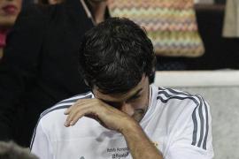 El Bernabeu rinde a Raúl su merecido homenaje