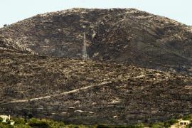 El incendio de Artà  y Capdepera, totalmente extinguido