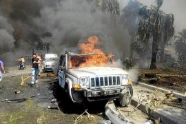 42 muertos en Líbano en el atentado más sangriento desde la guerra civil