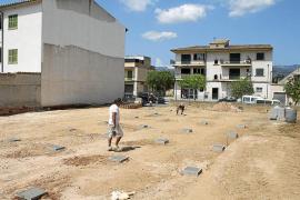 Marratxí, Santa Maria y Santa Eugènia alquilan un solar para montar 4 aulas de educación secundaria