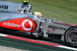 Hamilton lidera la primera  toma de contacto con Montmeló