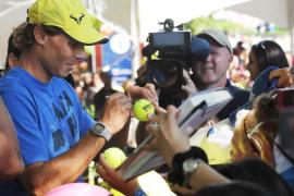 Rafael Nadal y su doble asalto