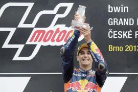 Salom  gana una antológica carrera de Moto3