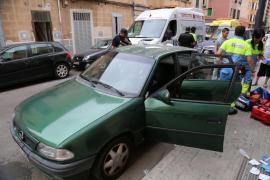 Una joven, muy grave tras ser apuñalada en el cuello por su expareja en Palma