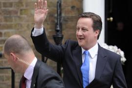 Cameron hace una oferta a los liberales para formar Gobierno